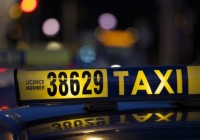 Taxi Roof Signs and replacement panels